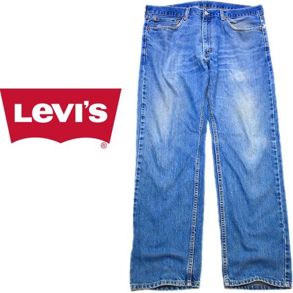 リーバイスLevisジーンズ501デニム古着屋カチカチ