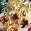 バスク風チーズケーキのレシピ製作中❤️大掃除の習慣。の画像