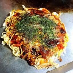 画像 今日のランチ〜尾道で広島お好み焼き! の記事より 1つ目