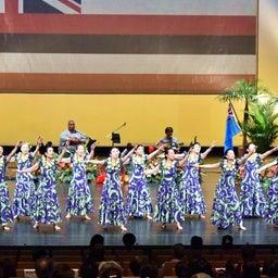 画像 Na Kama Aloha Festival in なら 2019 前半のステージより。。 の記事より 18つ目