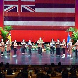 画像 Na Kama Aloha Festival in なら 2019 前半のステージより。。 の記事より 29つ目