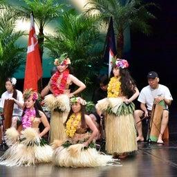 画像 Na Kama Aloha Festival in なら 2019 前半のステージより。。 の記事より 4つ目