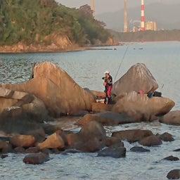 画像 G杯グレ徳山予選、地の筏岩(^^) の記事より 9つ目
