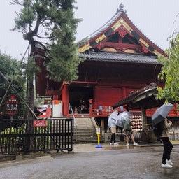画像 上野恩賜公園の神社仏閣に。 の記事より 3つ目