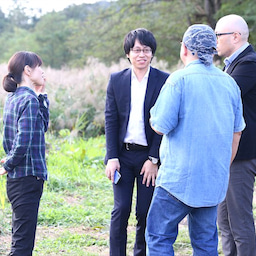 画像 今年も秋空の下で「映画関係者いも煮会」開催 by 山形県興行組合 の記事より 31つ目