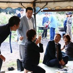 画像 今年も秋空の下で「映画関係者いも煮会」開催 by 山形県興行組合 の記事より 24つ目