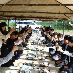 画像 今年も秋空の下で「映画関係者いも煮会」開催 by 山形県興行組合 の記事より 9つ目