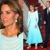 10/14英国王室キャサリン妃 Pakistanパキスタン訪問ロイヤルツアーDAY1ファッション