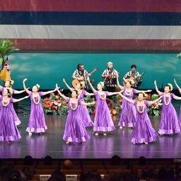 画像 Na Kama Aloha Festival in なら 2019 後半のステージより。。 の記事より 5つ目