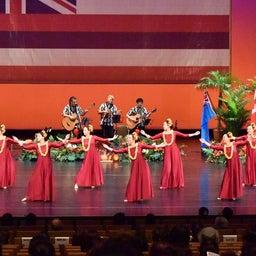 画像 Na Kama Aloha Festival in なら 2019 後半のステージより。。 の記事より 6つ目