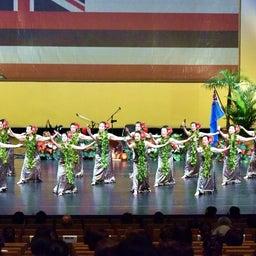 画像 Na Kama Aloha Festival in なら 2019 後半のステージより。。 の記事より 4つ目