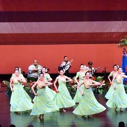画像 Na Kama Aloha Festival in なら 2019 後半のステージより。。 の記事より 13つ目
