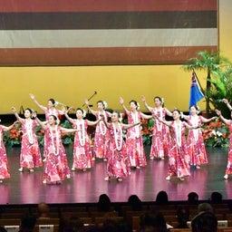 画像 Na Kama Aloha Festival in なら 2019 後半のステージより。。 の記事より 2つ目
