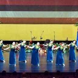 画像 Na Kama Aloha Festival in なら 2019 後半のステージより。。 の記事より 9つ目