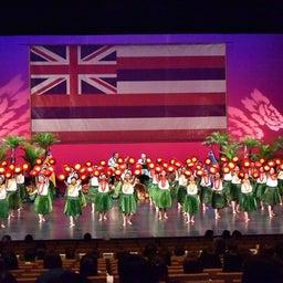 画像 Na Kama Aloha Festival in なら 2019 後半のステージより。。 の記事より 1つ目