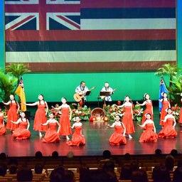 画像 Na Kama Aloha Festival in なら 2019 後半のステージより。。 の記事より 18つ目