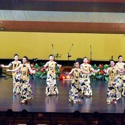 画像 Na Kama Aloha Festival in なら 2019 後半のステージより。。 の記事より 7つ目