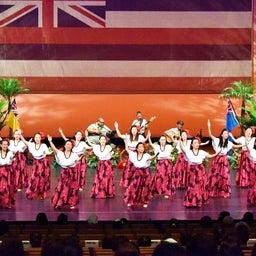 画像 Na Kama Aloha Festival in なら 2019 後半のステージより。。 の記事より 11つ目