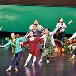 画像 Na Kama Aloha Festival in なら 2019 後半のステージより。。 の記事より 30つ目