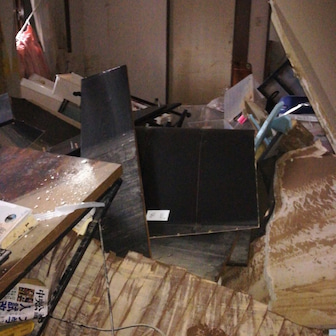 台風被害の判定基準