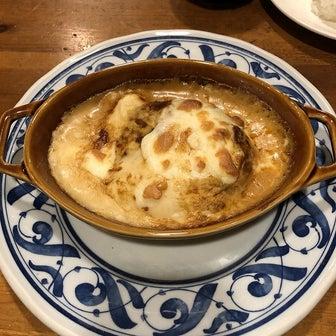 洋風居酒屋で肉々しいグラタンランチ、子ぶたのシェフ(堺市堺区)