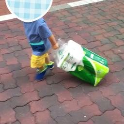 画像 1歳の子との買い物で見せた顔。 の記事より 3つ目