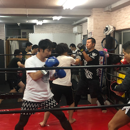 画像 初心者格闘技クラス大盛況です!! の記事より 1つ目