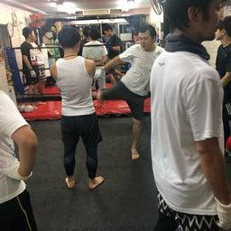 画像 初心者格闘技クラス大盛況です!! の記事より 3つ目
