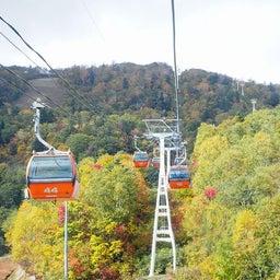 画像 ゴンドラで秋の空中散歩 札幌国際スキー場秋祭り の記事より 9つ目