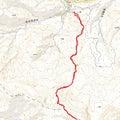 【北海道・無意根山】山麓は紅葉ピーク・上部は晩秋の装い