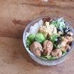 野菜をたっぷり 一週間のお弁当 #151