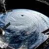 宇宙 台風19号 1日前の画像