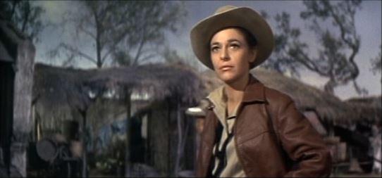 ジョン・フォード 荒野の女たち アン・バンクロフト