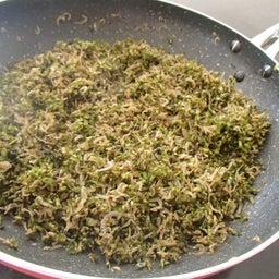画像 マミママ、家庭菜園の大葉の実で佃煮をマサッ(料理) の記事より