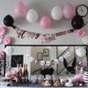 今年のテーマはピンク♡100均グッズだけでハロウィンパーティー2019の画像