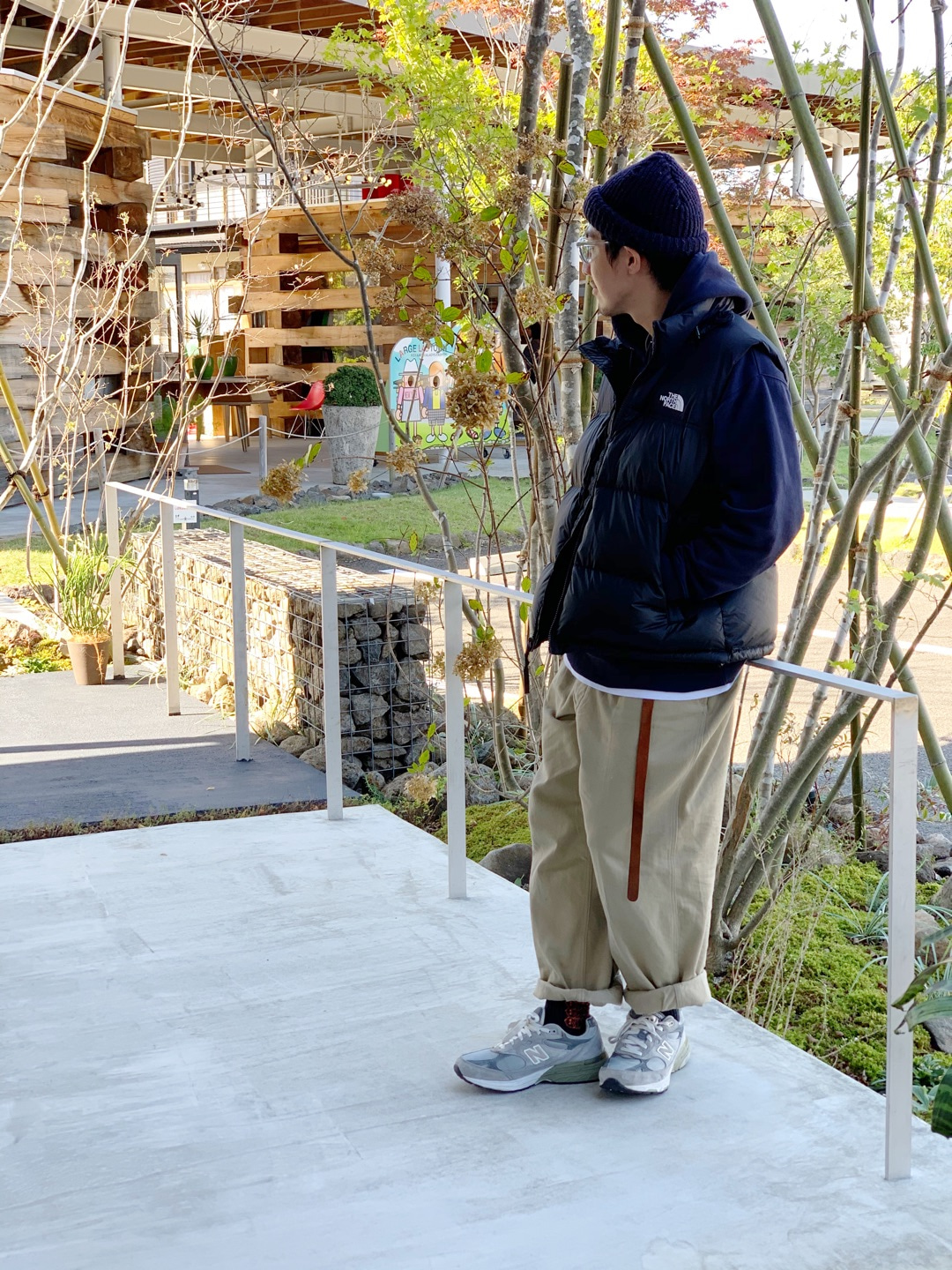 【LAB】THE NORTH FACEの記事より