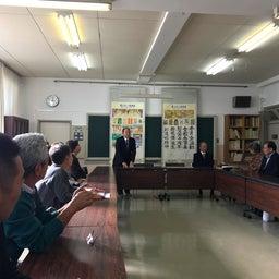 画像 あれから47年…山形市立第四小学校の還暦学年同窓会を行う の記事より 3つ目