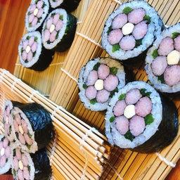 画像 京丹後へ出張デコ巻き寿司レッスン の記事より 2つ目