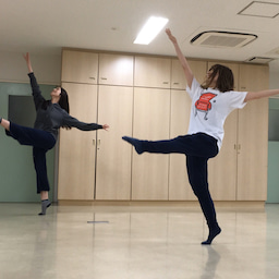 画像 ダンス稽古 の記事より 1つ目