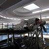 知覧特攻平和会館と空母イントレピッドの画像