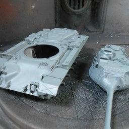 画像 アメリカ軍 M47E/M パットン 製作・17 の記事より 2つ目