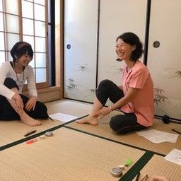 画像 島田朱美さんの「はじめてさんでもできる!一日5分のお灸で冷え性改善講座」に参加してきました の記事より 26つ目