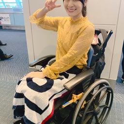 画像 車椅子で飛行機に。 の記事より 3つ目