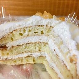 画像 モンブランのクリームパンケーキ/ローソン ウチカフェスイーツ の記事より 8つ目