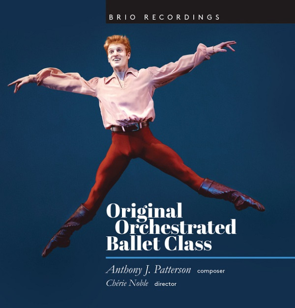 Original Orchestrated Ballet Class レッスンCD