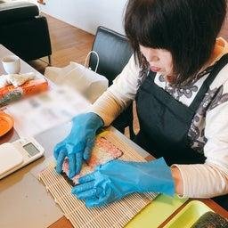 画像 【レッスンレポ】ハロウィンデコ巻き寿司レッスン の記事より 2つ目