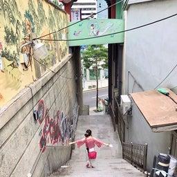 画像 アートな世界観★韓国でのんびり旅行 の記事より 8つ目