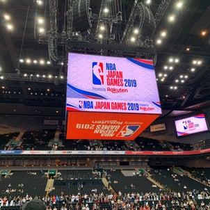 NBAジャパンゲーム2019の画像