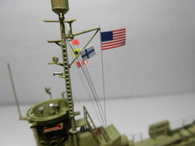 アメリカ海軍 中型揚陸艦 6