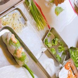 画像 今月のおもてなしレッスンは、ベトナム料理☆ の記事より 13つ目